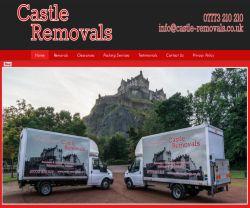 House Removals Edinburgh