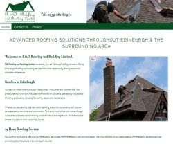 R&D Roofing And Building Limited