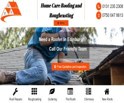 Home Care Roofing and Roughcasting