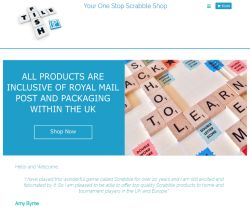 Tilefish Scrabble Products