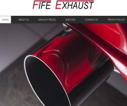 Exhaust Supplier and Fitter Fife