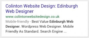Is my website mobile friendly