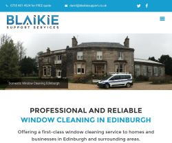 Window Cleaner Edinburgh