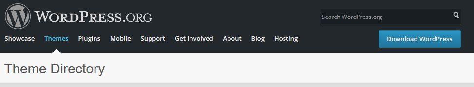 Update WordPress Themes